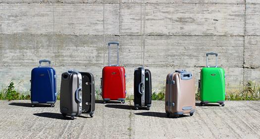 Trolleys de Viagem