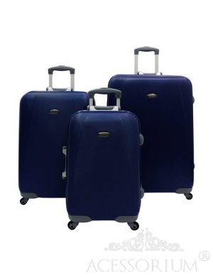 CONJ. TROLLEYS AZUL