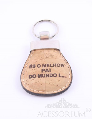 Porta-Chaves Cortiça